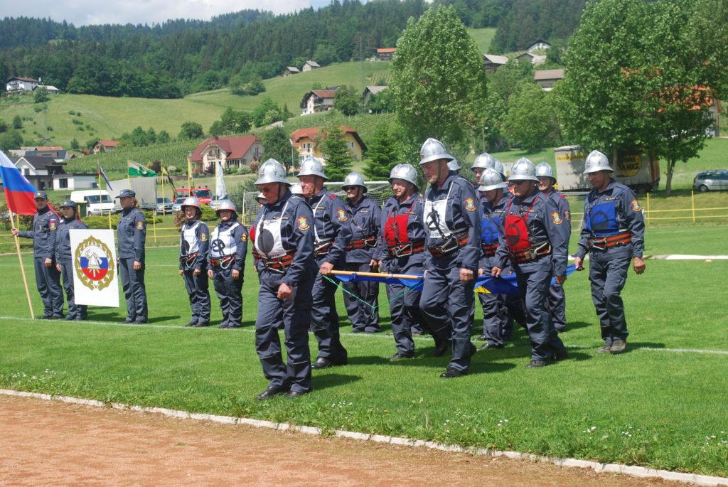Zaključek pokalnega tekmovanja starejših gasilk in gasilcev