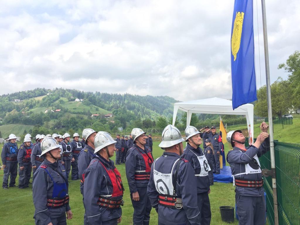 35 ekip se je borilo za Pokal Občine Oplotnica
