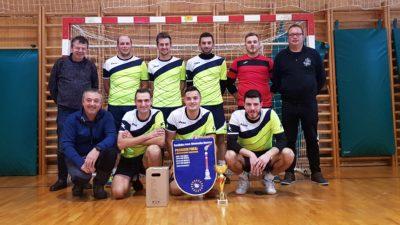 Zmagovalci 6. nogometnega turnirja GZSB